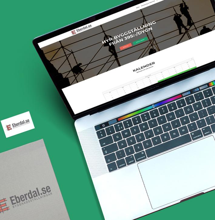 Macbook grön bakgrund